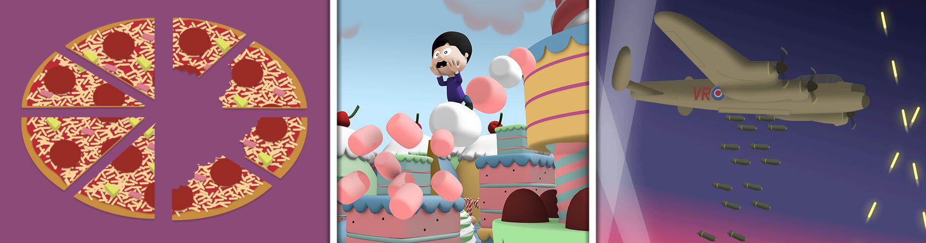 Hodman Animation images for home page slider